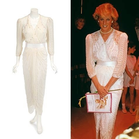 Princess Diana's iconic gowns to go on sale   HELLO!