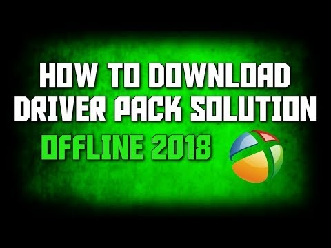 💐 Driverpack solution 2018 iso free download | DriverPack