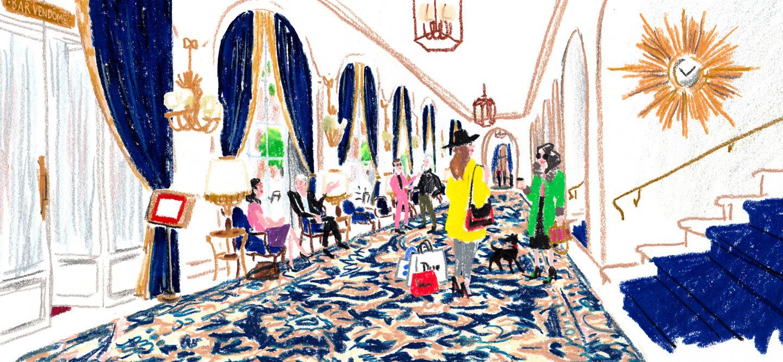 Hôtel 5 étoiles Palace Paris Suites Chambres Grand Luxe
