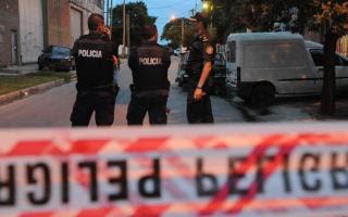 La ola de asesinatos alarmó a toda la Provincia.