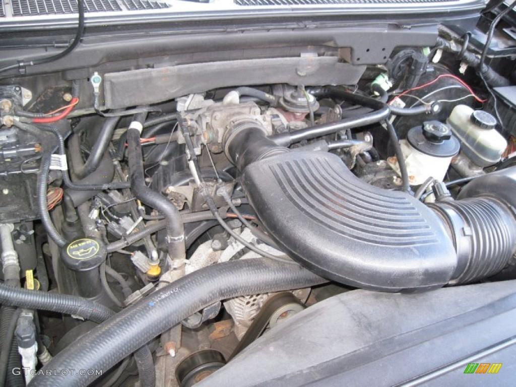 1999 Ford F 150 5 4 Engine Diagram