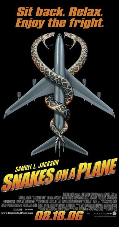 Snakes on a Plane (2006) 720p BluRay Dual Audio (Hindi+English) Full Movie