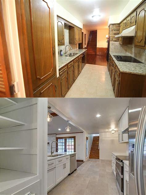 kitchen remodel    pictures galley kitchen