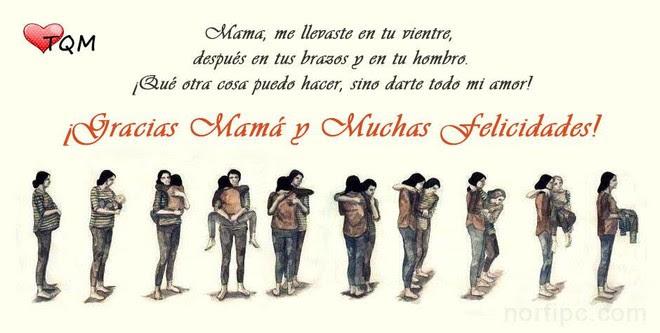 Dia De La Madre 20 Frases E Imagenes Para Felicitar A Mama Gente