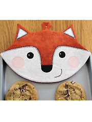 Foxy! Hot Pad Sewing Pattern
