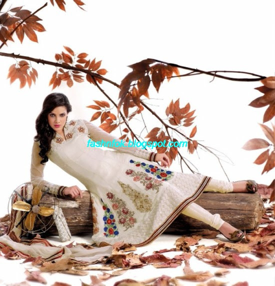 Anarkali-Churidar-Festival-Frocks-Fancy-Dress-Designs-New-Fashionable-Suits-Collection-2013-
