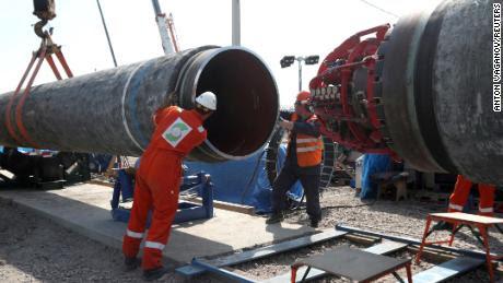 Rusia dice que Berlín podría aliviar la crisis del gas natural al aprobar Nord Stream 2