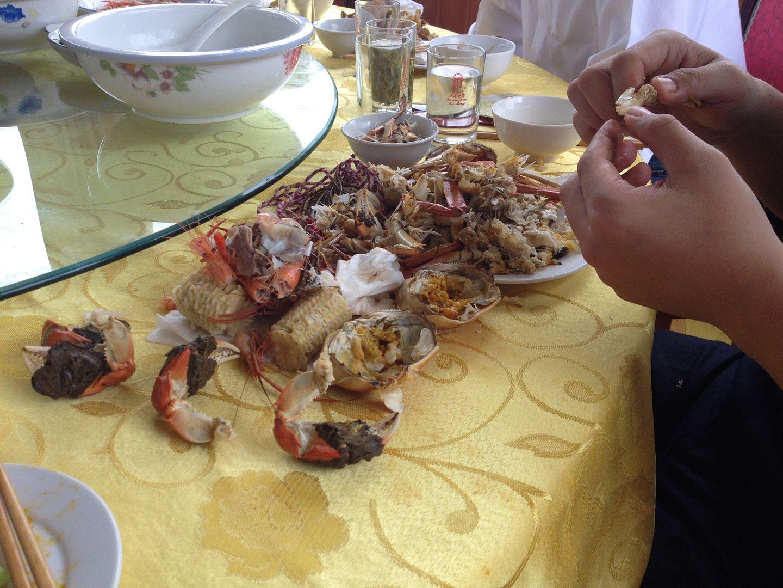 Kunshan Crabs Restaurant Near Shanghai photo 2013-11-03134525_zps37fce4f8.jpg