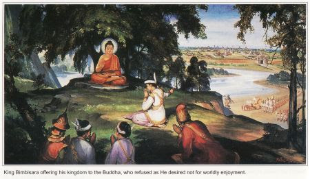Life of Buddha (30)