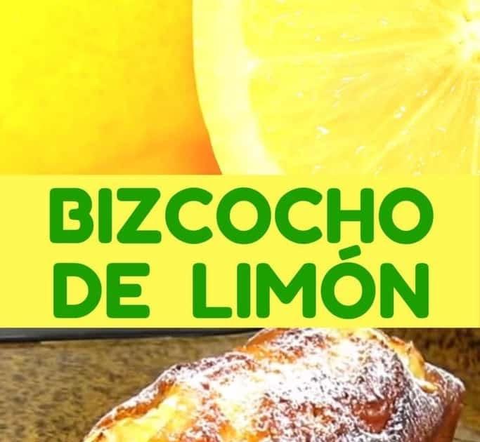 El gourmet urbano bizcocho de lim n casero esponjoso y - Bizcocho de limon esponjoso ...