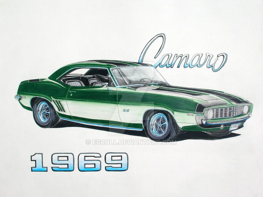 1967 Chevy Camaro R Wiring Diagram