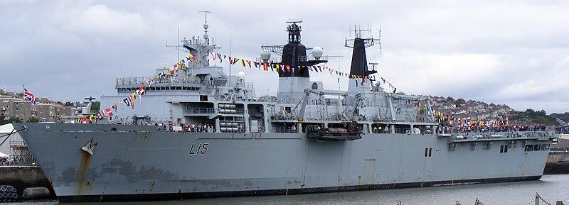 File:HMS Bulwark midships.jpg