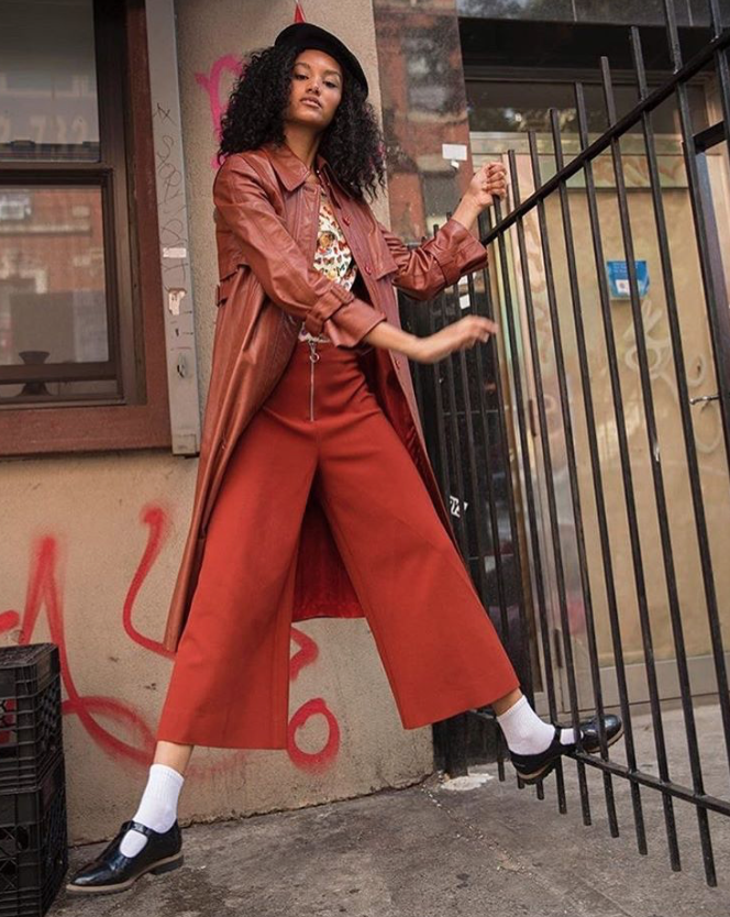 Fashion Bombshell of the Day: Xiara from NYC
