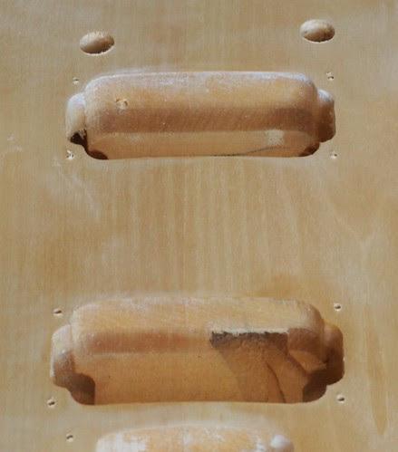 humbucker slots