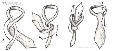 nudo-de-corbata-onassisTheGoldenStyle