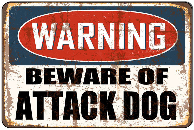 Funny Beware Of Dog Signs 1 Free Hd Wallpaper Funnypictureorg