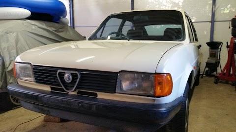 Wheeler Dealers Alfa Romeo Alfasud
