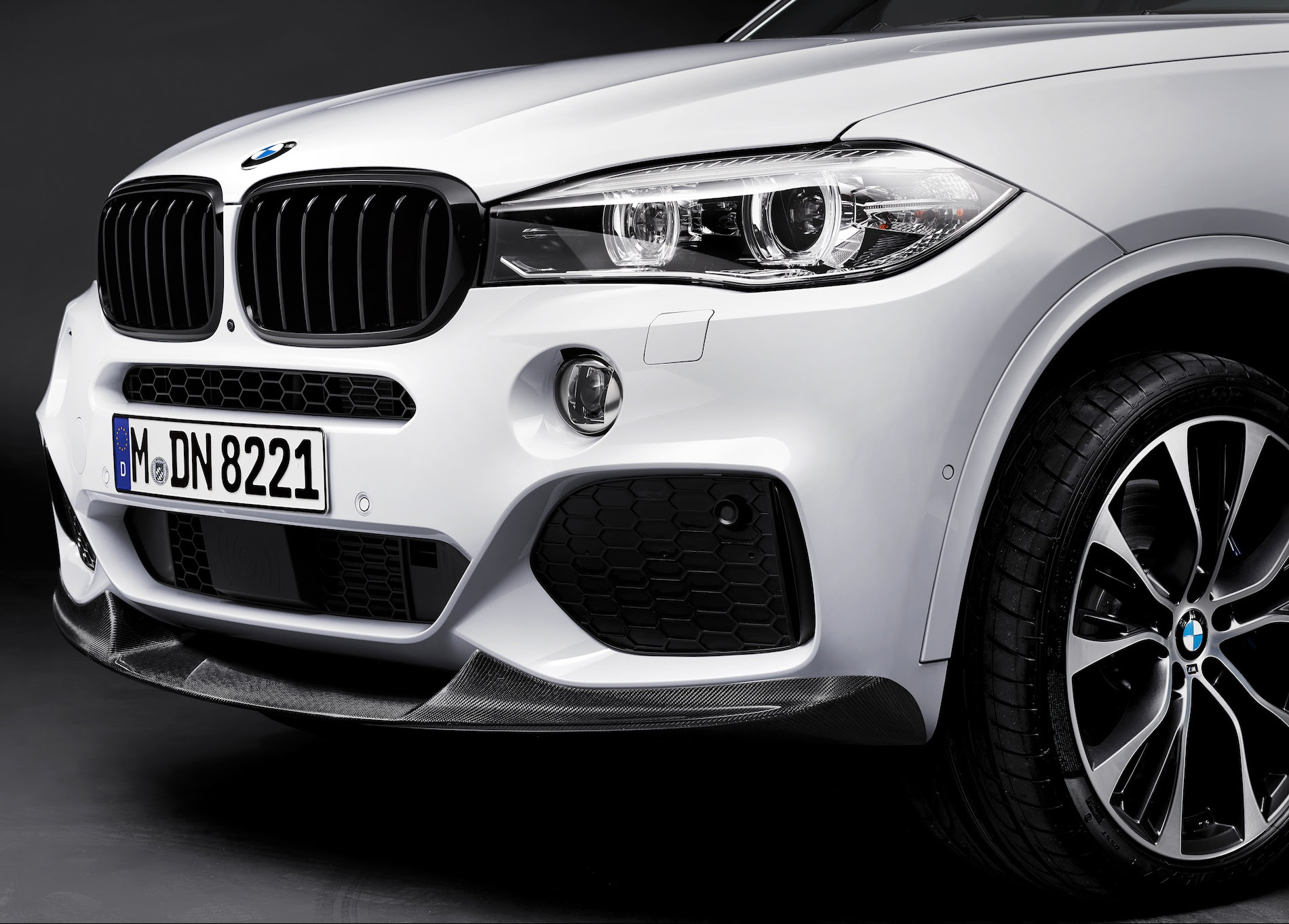 BMW F15 X5 M Performance Parts Now Available For U.S.