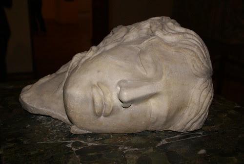 Rom, Palazzo Altemps, schlafende Erinye (sleeping Erinye) by HEN-Magonza