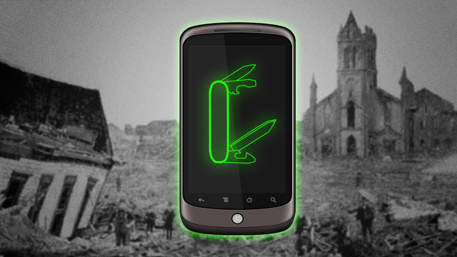 How to Use Your Smartphone As an Essential Part of Your Disaster Kit