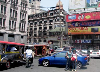 Chinatown, sitting just outside Divisoria