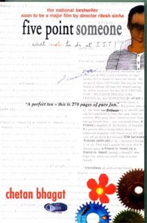 Five Point Someone Cover Page