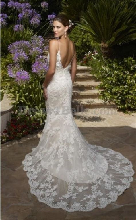 Fit And Flare Lace Wedding Dress ? Cheap And Chic Wedding