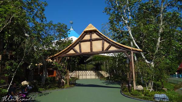 Disneyland Resort, Disney California Adventure, Buena Vista Stret
