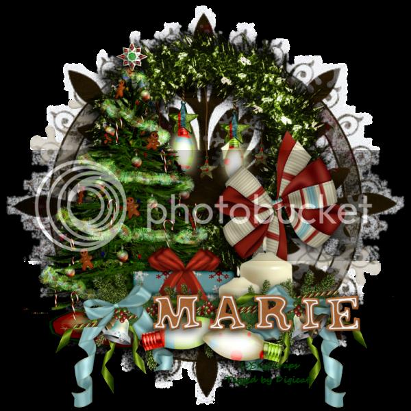 Christmas Lights 2 - Marie