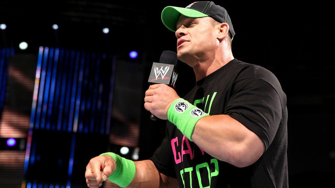 Gdzie John Cena będzie główną postacią od lipca?