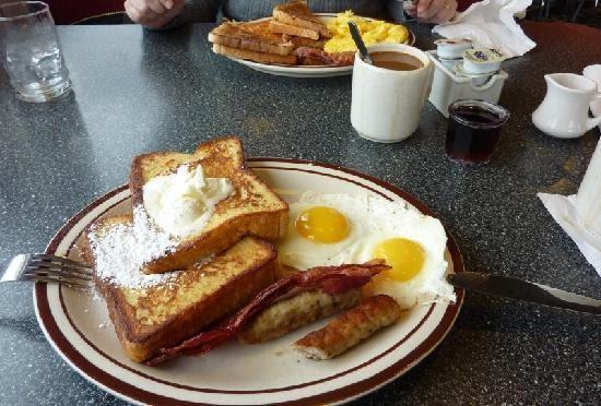 Estados unidos gastronom a americana for Comida tradicional definicion