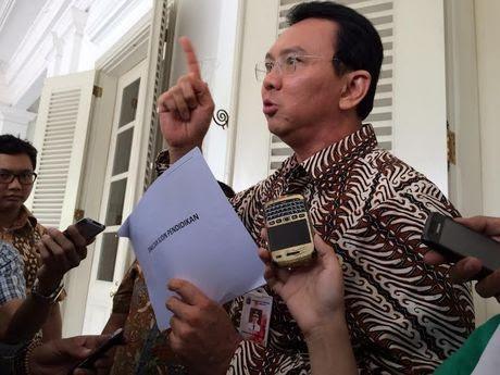 Kronologi Ahok vs DPRD, Dari Dana Siluman Sampai Hak Angket