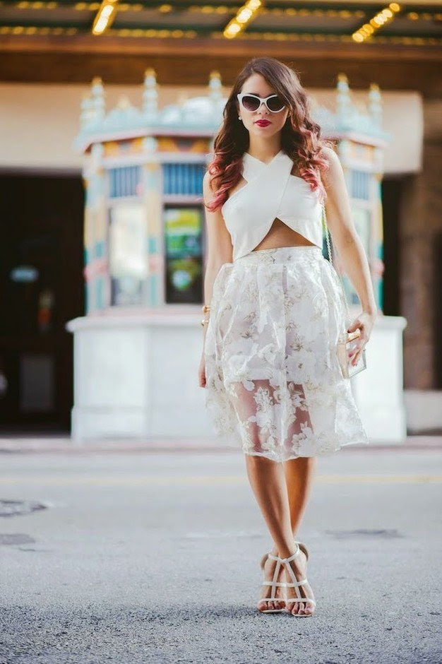 fashion trend all white outfits for every occasion