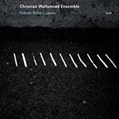 Christian Wallumrød Fabula Suite Lugano  cover