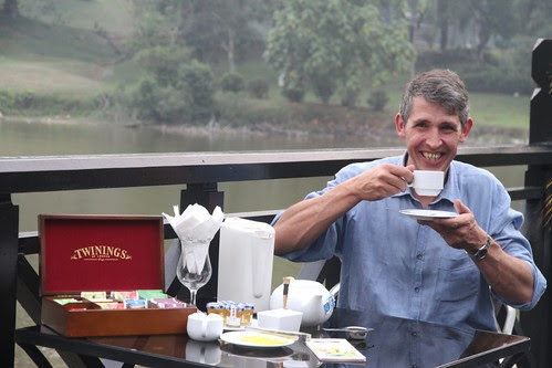 Stephen Twining enjoying his cuppa (1024x683)