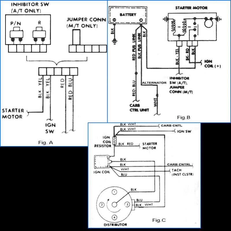 Chevrolet Starter Solenoid Wiring Diagram For Older