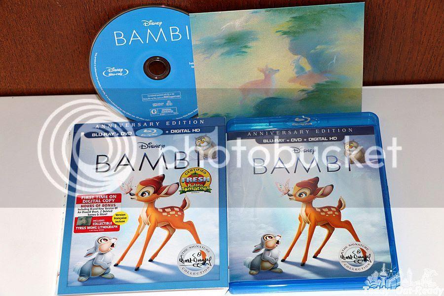 Bambi Dsiney