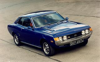 Toyota Celica GT (TA22) 1972