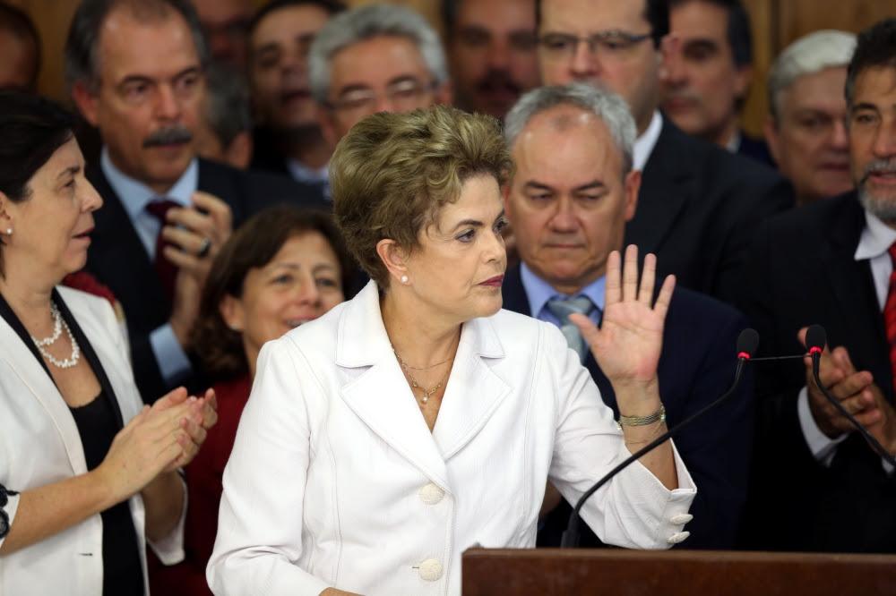 نتيجة بحث الصور عن صور رئيسة البرازيل