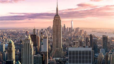 manhattan skyline  york city wallpapers hd wallpapers id