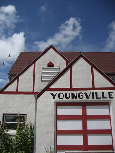 youngville cafe.