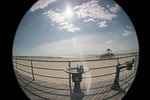 Circular Fisheye Photograph