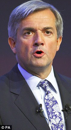 Power struggle: Energy Secretary Chris Huhne's latest call contradicts previous statements he has made on nuclear power