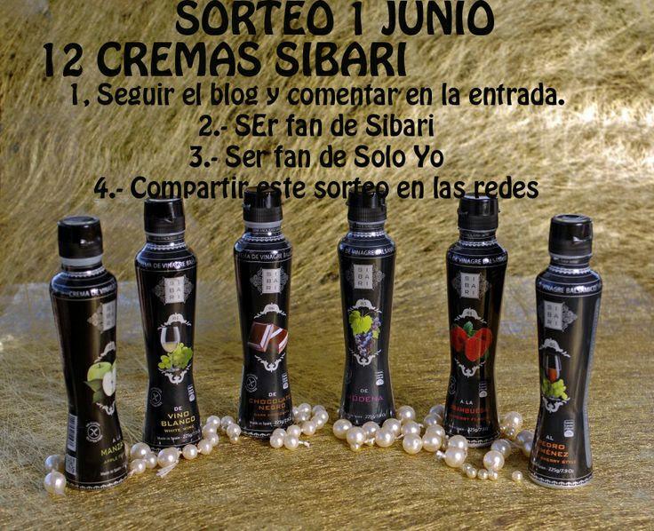 Sorteo: 12 cremas balsámicas de Sibario hasta el 1 de Junio