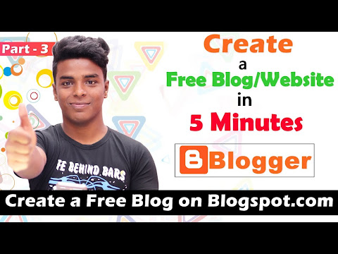 HOW TO CREATE WEBSITE BLOGGER STEP BY STEP IN THIS SITE FOLLOW US