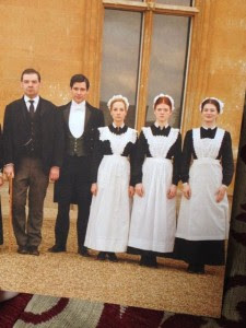 Afternoon Tea and Housekeeping at Downton Abbey