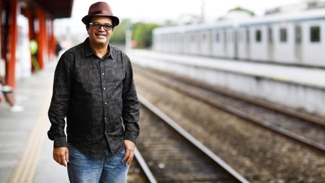 Marquinho de Oswaldo Cruz comanda há 21 anos o Trem do Samba