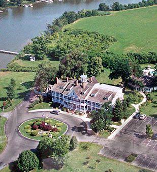 historic kent manor inn  hotel kent island maryland