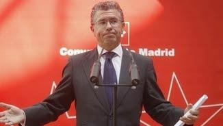 Francisco Granados, quan era vicepresident de la Comunitat de Madrid