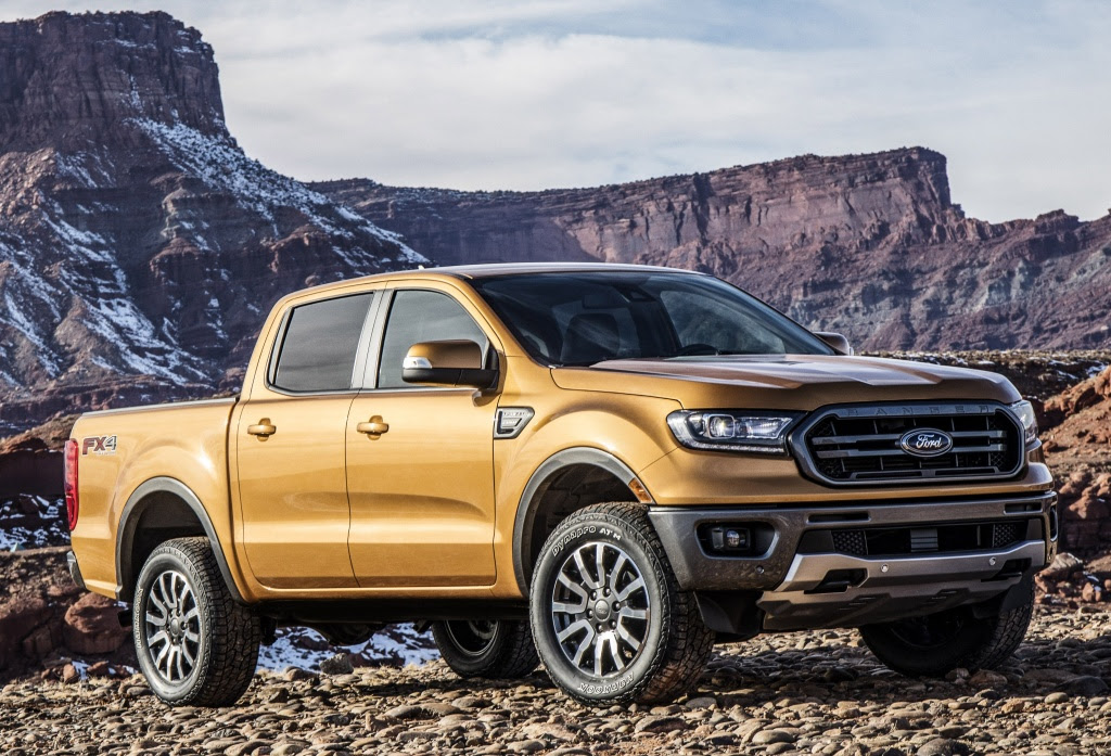 All-new Ford Ranger pickup coming later this year ...